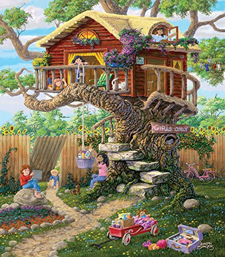 SunsOut-Girls-Clubhouse-Jigsaw-Puzzle-300-Piece