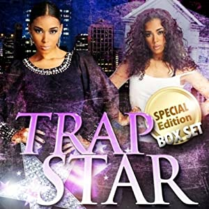 Trapstar Double Book (Parts 1 & 2 Boxed Set) | [Blake Karrington]