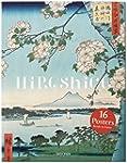 Hiroshige Print Set: 16 prints packag...