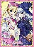 ブロッコリーキャラクタースリーブ アイドル魔法少女ちるちるみちる 「みちる&一姫」