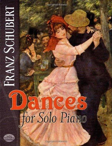 Dances for Solo Piano (Dover Music for Piano)