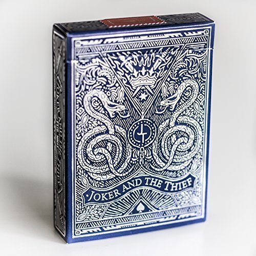 Playing Cards - Joker and the Thief Custom Designed Deck (Virtuoso Playing compare prices)