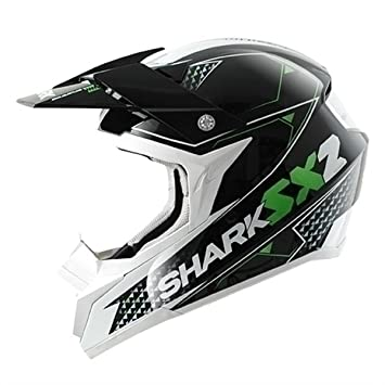 Shark SX2 helmet Kamaboko KGW XS