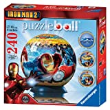 Iron Man 2 - 240 Piece puzzleball