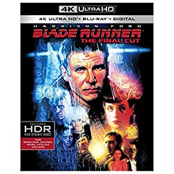 Blade Runner: The Final Cut [4K Ultra HD + Blu-ray]