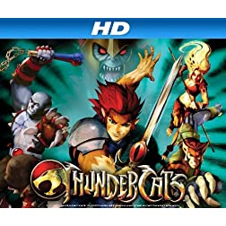 ThunderCats: The Complete First Season [HD]