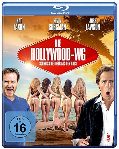Die Hollywood-WG - Schmeiß die Loser aus dem Haus [Blu-ray]