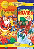 Enchanted Tales: Night Before Christmas & X-Mas [DVD] [Region 1] [US Import] [NTSC]