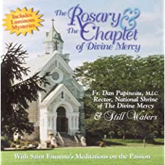 The Rosary & Chaplet of Divine Mercy (9781884479151): Vinny Flynn & Still Waters