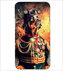 PrintDhaba Funny image D-4891 Back Case Cover for SAMSUNG GALAXY A8 (Multi-Coloured)