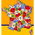 Michelin Local Map, No. 329: Correze, Dordogne, Perigueux, Tulle (France) and Surrounding Area, Scale 1:150,000 (Multilingual Edition)