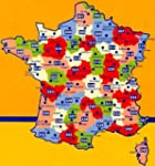 Michelin Map Number 306: Aisne Ardenn...