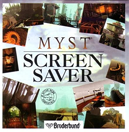 Myst Screen Saver