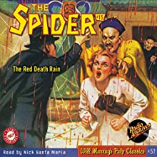 Spider #15, December 1934: The Spider  by Grant Stockbridge, RadioArchives.com Narrated by Nick Santa Maria