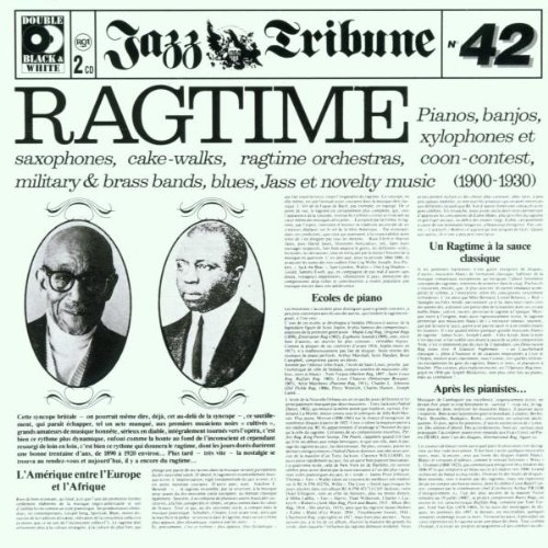 Jazz Tribune : Ragtime (1900-1930)