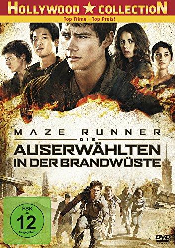 Maze Runner 2 (FSK 12 Jahre) DVD