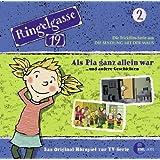 """Ringelgasse 19, Folge 2 """"Als Pia ganz allein war"""" (Das Original-Hörspiel zur TV-Serie)"""