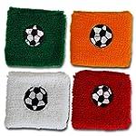 Fußball-Schweißband 12Stück