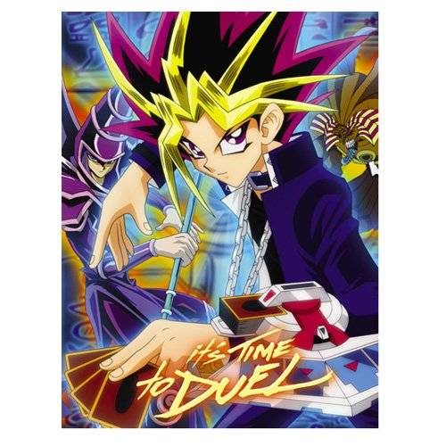 YU-GI-OH Birthday Invitations - 1