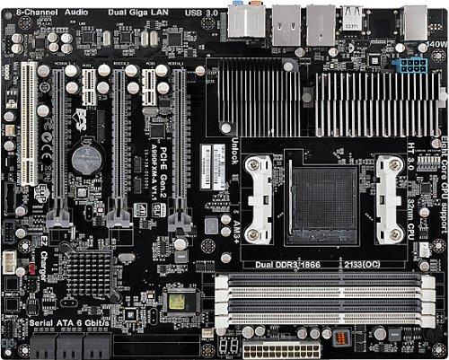 AMD Phenom II X4 965 Black 3 4 GHz Quad-Core Processor Compatible