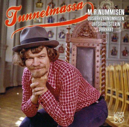 CD : M.A. NUMMINEN - Tunnelmassa