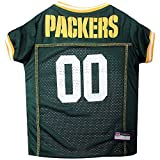 Pets First NFL Green Bay Packers Jersey, Medium