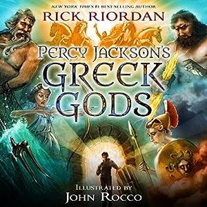 Percy Jackson's Greek Gods | [Rick Riordan]