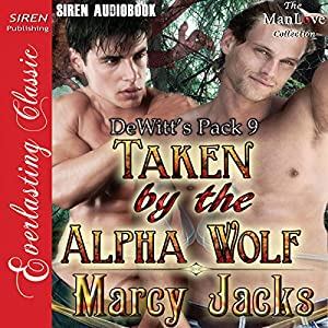Taken by the Alpha Wolf Audiobook