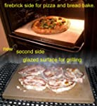 Pizza Stone, Steak &amp; Pizza,e 2 Pizza...