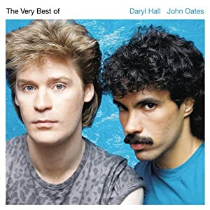 The Very Best Of Daryl Hall & John Oates from RCA