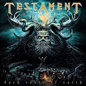 Testament - Dark Roots of Earth available on Amazon.com
