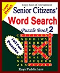 Senior Citizens' word search puzzle b...