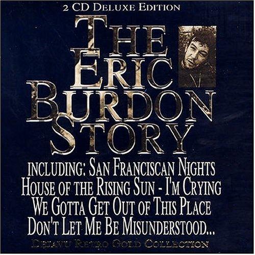 Eric Burdon - Eric Burdon Story: The Gold Collection - Zortam Music