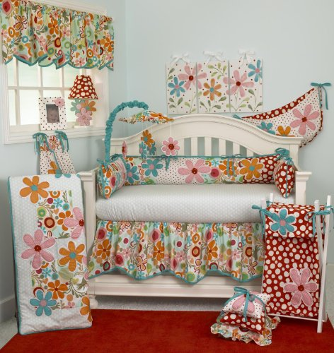 Cotton Tale Designs Lizzie Bedding Set, 7 Piece