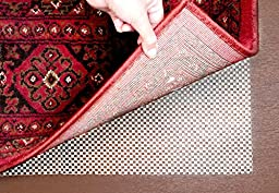 40% Off (Sale Ends July 31) Non Slip Rug Pad 8x10 with Original GripTight (TM) Technology - 2X Thickness & Gripping Power | Eco-Friendly Carpet Liner | Best Premium Rug Padding & Gripper | 8ftx10ft