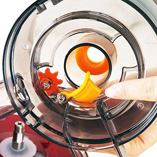 SKG 2 PCS Compression Silicone for Wide Chute Slow Masticating Juicer 2088 (2096) (Compression Juicer compare prices)