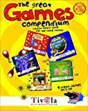 The Great Games Compendium: Classic Games for the Whole Family