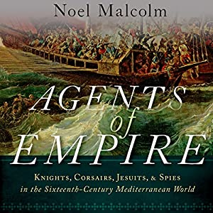 Agents of Empire Audiobook