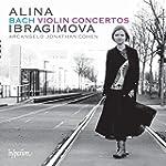 JS Bach:Violin Concertos [Alina Ibrag...