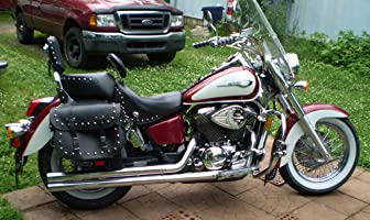 2001 honda shadow ace reviews