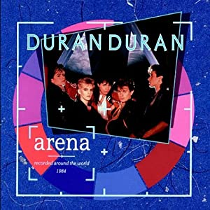 "Cover of ""Arena"""