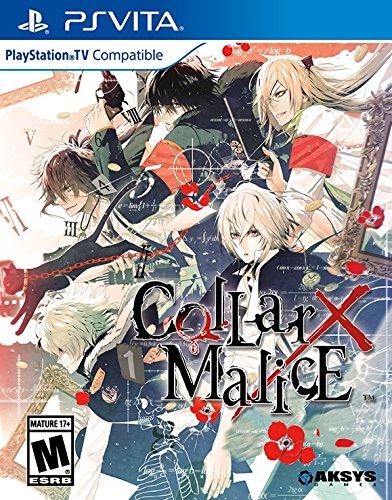Collar X Malice - PlayStation Vita (Color: Original Version)