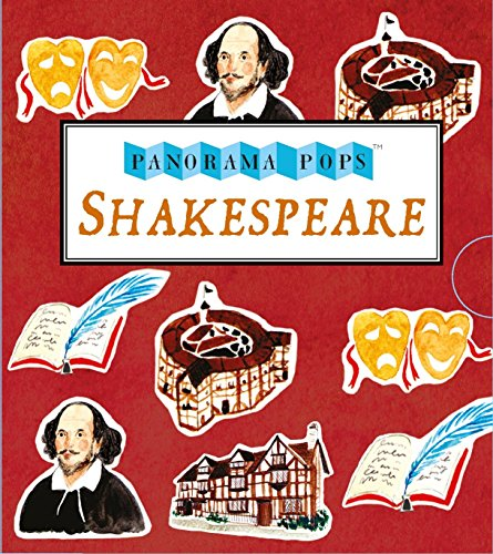 Shakespeare: A Three-Dimensional Expanding Pocket Guide (Panorama Pops)