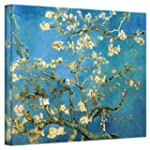 Art Wall Almond Blossom by Vincent Va...