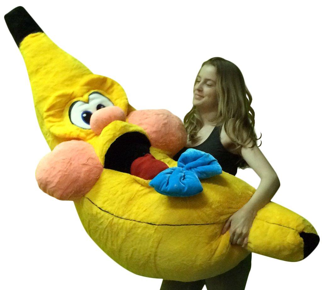 Giant Stuffed Banana