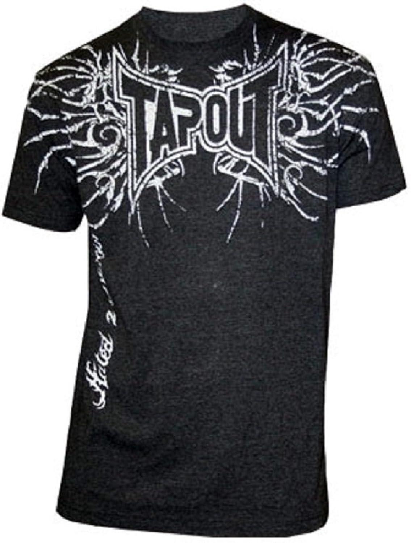 Tapout Mps t Shirt Tapout Bones t Shirt