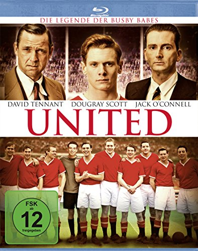 United - Die Legende der Busby Babes [Blu-ray]