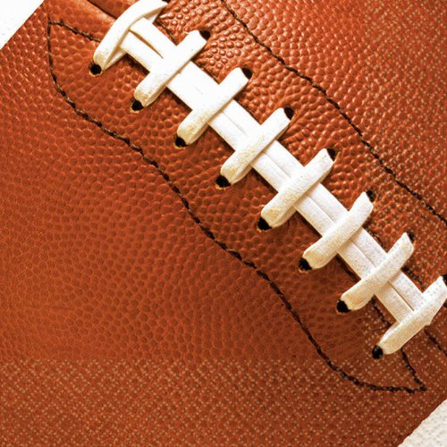 Amscan Football Lunch Napkins - 16 ct - 1