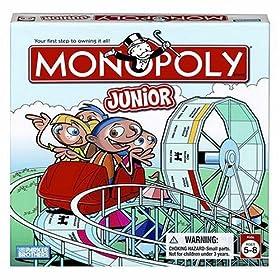 Monopoly Junior Edition
