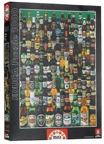 Cheap John N Hansen Beers (1000 pc puzzle) (B000FDK4F8)